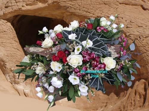 Crematie bloemen Haarlem