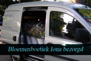 Bloemenboetiek Iona bezorgd door heel Nederland
