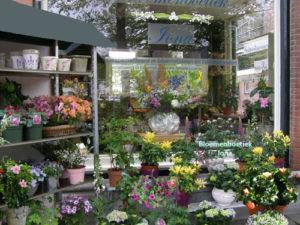 Bloemen winkel Bloemendaal