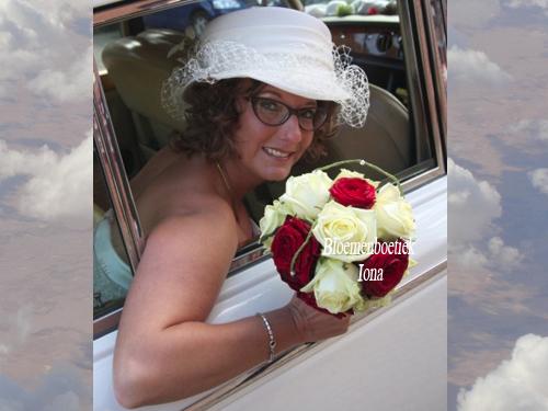 Bruidsboeketten Santpoort