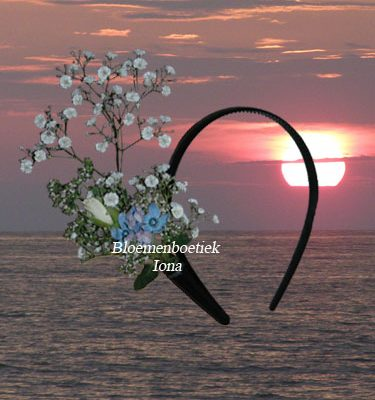 Bloemendiadeem laten maken