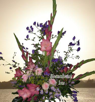 Spraakmakend bloemstuk