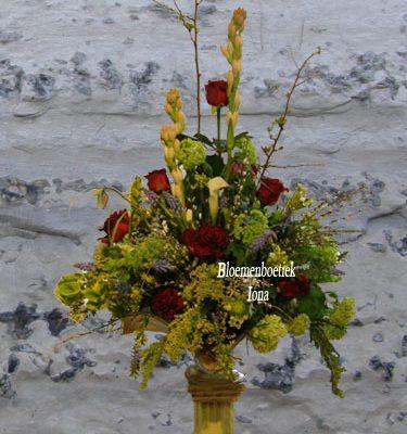 Geurend genieten lentebloemstuk Bloemendaal