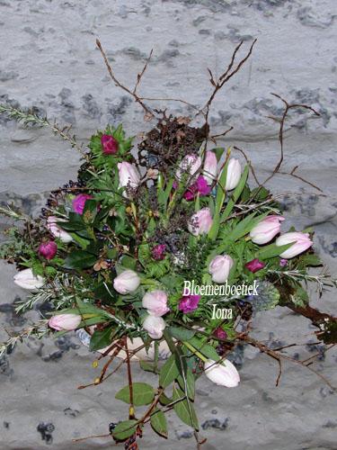 Lentebloemstuk bloemist