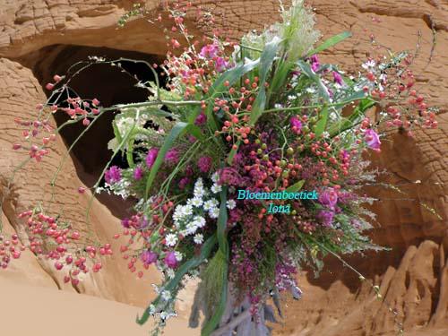 Begrafenis bloemstuk bezorgen