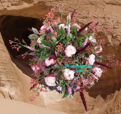 Crematie bloemen Driehuis