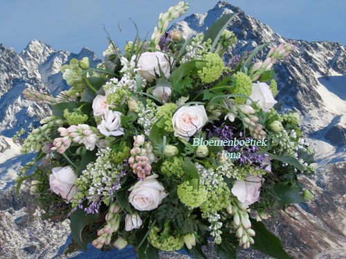 Afscheid bloemstuk bestellen