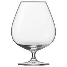 Grote glazen vaas
