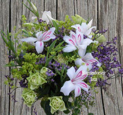 gladiolen boeket bestellen