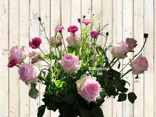 Bloemen bezorgen Overveen