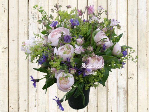 Bos bloemen bestellen in Haarlem