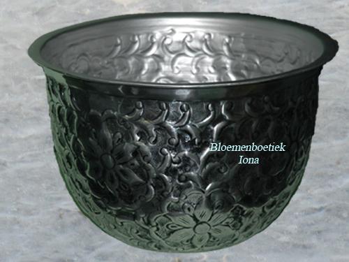 IJzeren bloembak/bloemenboetiek Iona