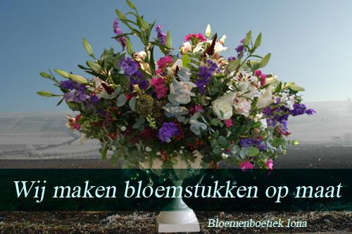 Groot bloemstuk bestellen