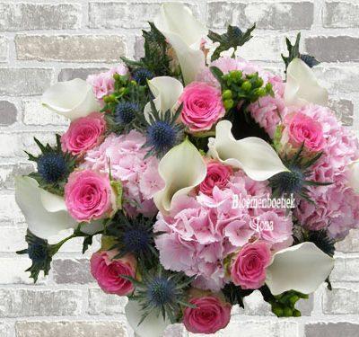boeket-bloemen bestellen Haarlem
