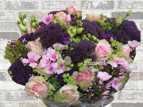 boeket-bloemen bestellen