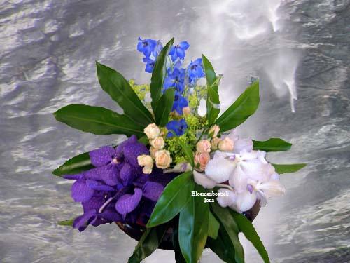 Bedankt voor alles bloemstuk bestellen