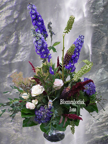 Bijzonder bloemstuk bestellen Spaarndam