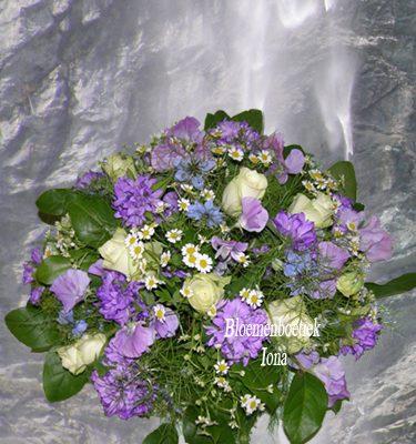 Zoveel jaar getrouwd bloemstuk bestellen