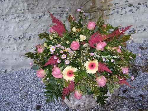 Crematie bloemen bestellen