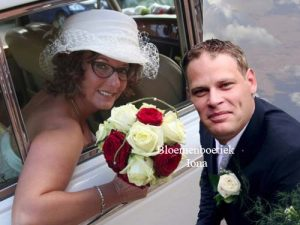 Bruidsbloemen bestellen